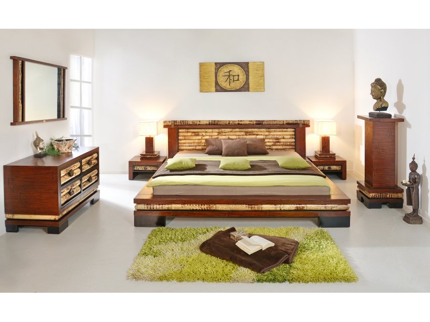 ECO Bambusbett 160x200 | ECO COLLECTION