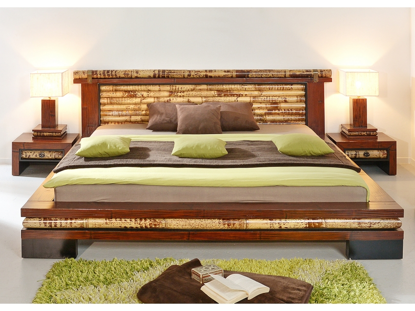 ECO Bambusbett 180x200 | ECO COLLECTION