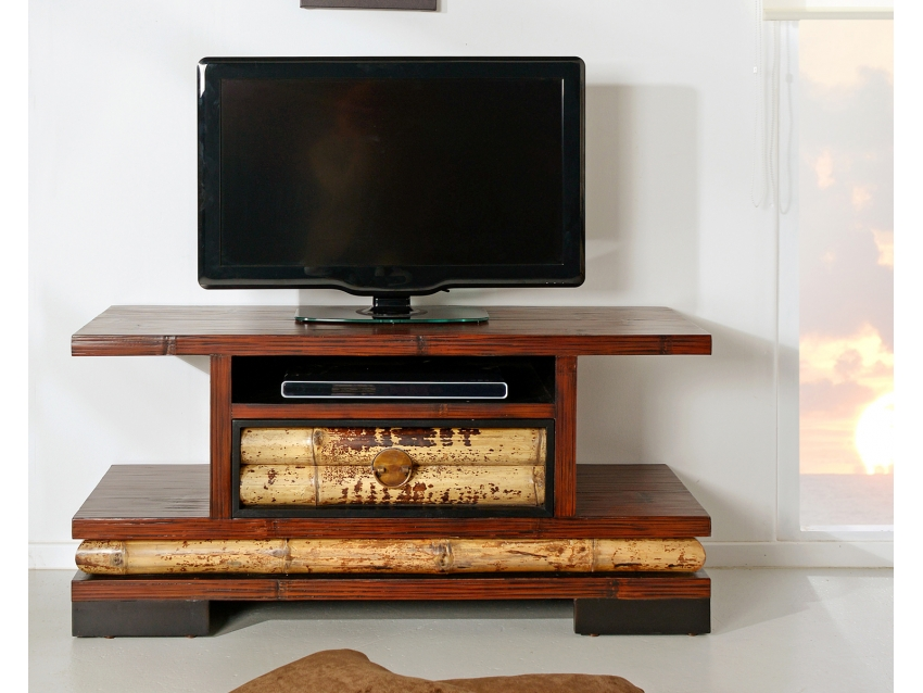 ECO TV-Kommode - TV Regal - TV Rack - Klein | ECO COLLECTION