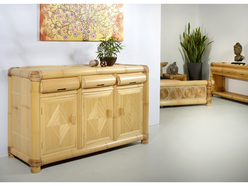 BOGOR Highboard - Kommode | ABACA COLLECTION