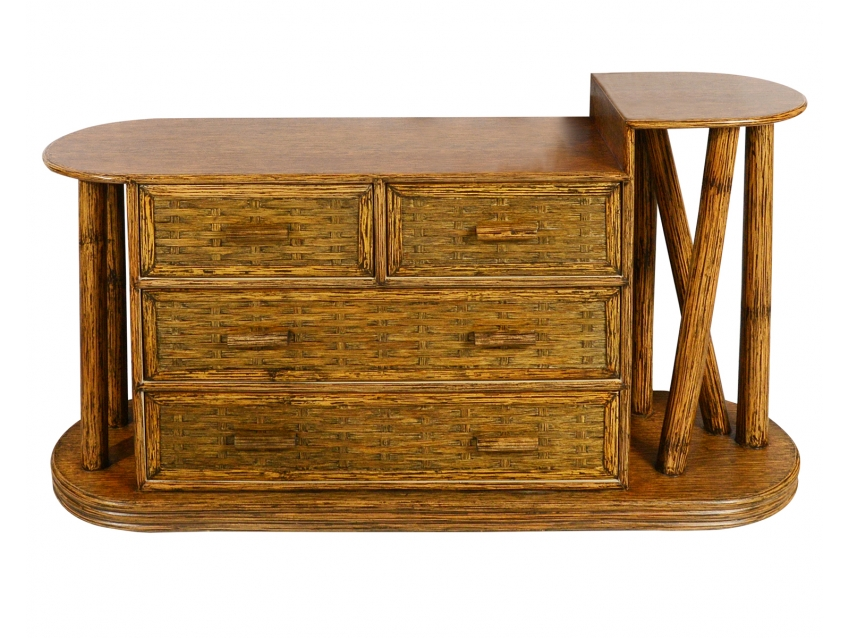 TIOMAN Besonderes Sideboard mit 4 Schubladen | TIOMAN COLLECTION