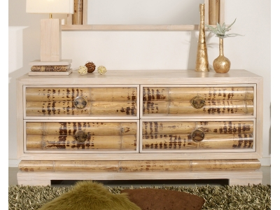 "ECO Sideboard mit 4 Schubladen ""Klein"" 