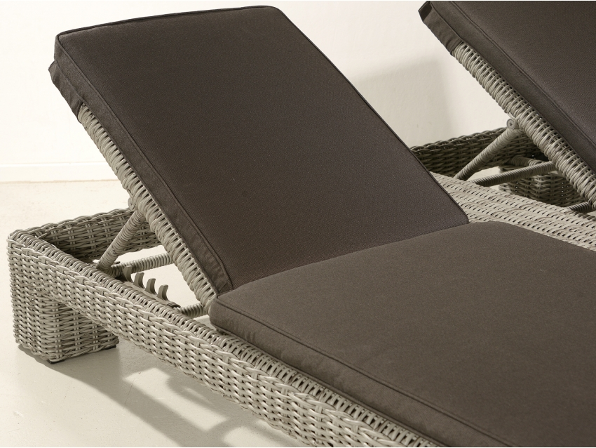 CATALE Designer Doppel Sonnenliege - Gartenliegen | OUTDOOR COLLECTION