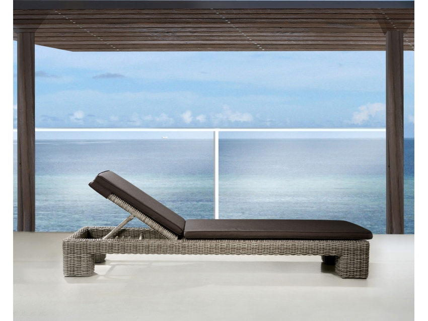 CATALE Designer Sonnenliege - Gartenliege | OUTDOOR COLLECTION
