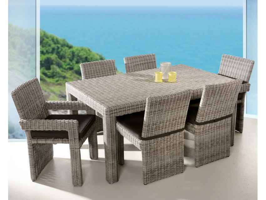 CATALE Designer Stuhl mit Armlehne | OUTDOOR COLLECTION