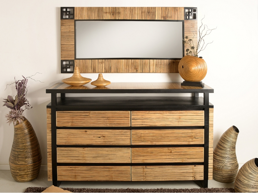 MING Highboard mit 8 Schubladen | MING COLLECTION
