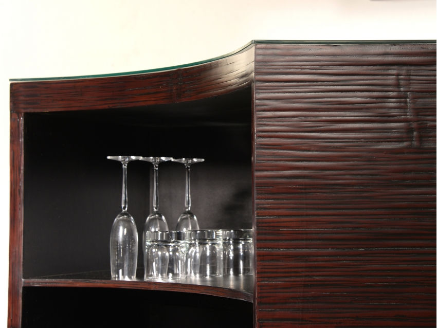DREAM Hausbar - Luxus Bambusbar | DREAM COLLECTION