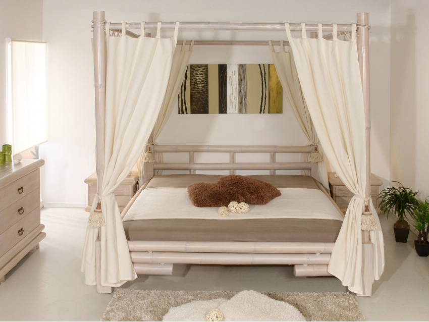 SINDORO Himmelbett | PEARL COLLECTION