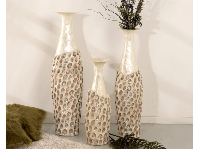 KITAVA Vase aus Perlmutt | SHELL COLLECTION