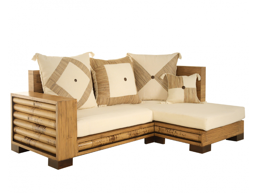 Fin Bambussofa | Sofa & Couch aus Holz | Bambus-lounge.de, 2.150,00 € PR-93