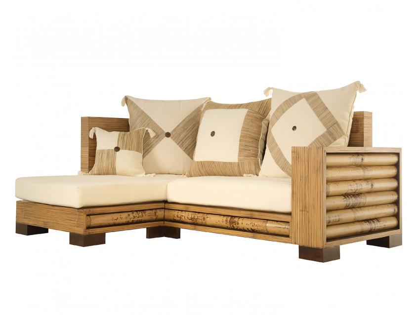 Afholte Bambussofa | Sofa & Couch aus Holz | Bambus-lounge.de, 2.150,00 € DG-92