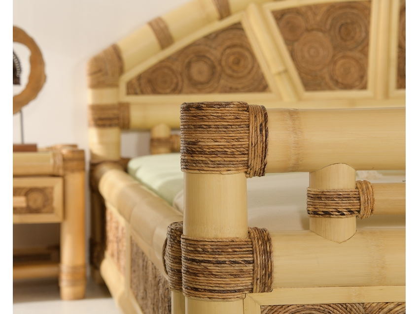 KOH LANTA Bambusbett | ABACA COLLECTION