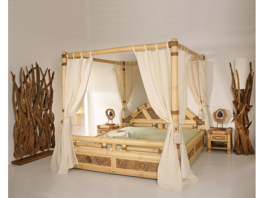KOH LANTA Himmelbett | ABACA COLLECTION