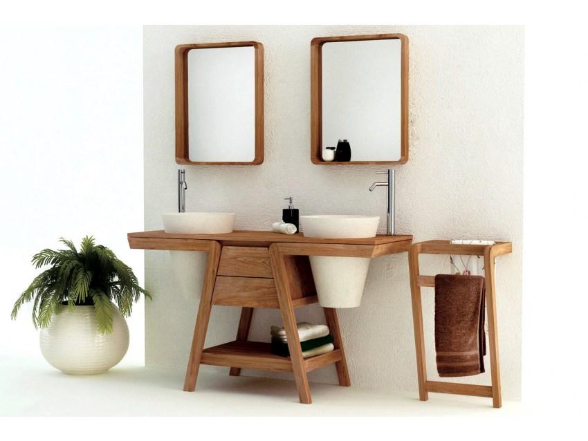 Badmobel Sets Badezimmer Set Komplett Bambus Lounge De 1 349 00